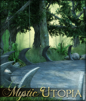 Mystic Utopia Backgrounds 2D Sveva