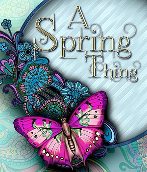 A Spring Thing 2D Graphics antje