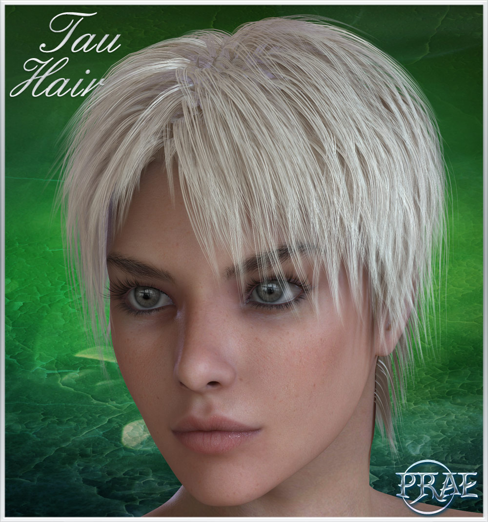 Tau Hair For V4/M4