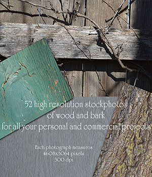 MR - Stockphotos - Wood and Bark 2D Merchant Resources antje