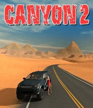Canyon 2 for Poser 3D Models hameleon
