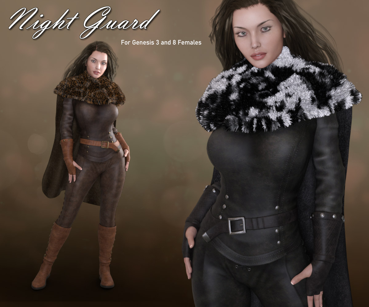 Night Guard for Genesis 3 Females