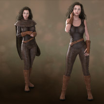 Night Guard for Genesis 3 Females image 2