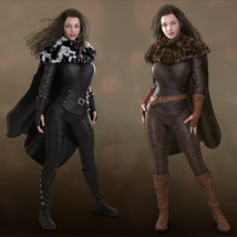 Night Guard for Genesis 3 Females image 6