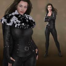 Night Guard for Genesis 3 Females image 7