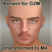 Texture Transformer Male Add-on Pack image 1