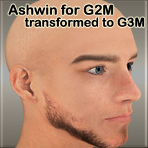 Texture Transformer Male Add-on Pack image 2