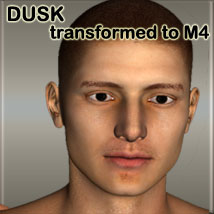 Texture Transformer Male Add-on Pack image 3