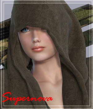 Sexy Sniper Hood 3D Figure Essentials -supernova-
