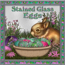 Stained Glass Mosaic Eggs image 4