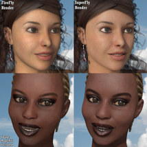 D3D Perfect Skin SSS Lite image 3