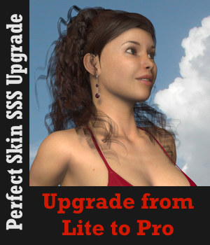 D3D Perfect Skin SSS Upgrade Software Dimension3D
