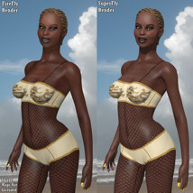 D3D Perfect Skin SSS Upgrade image 2