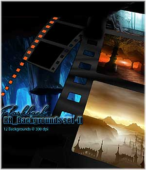 Flashback_RR Backgrounds Set-II 2D Graphics RajRaja