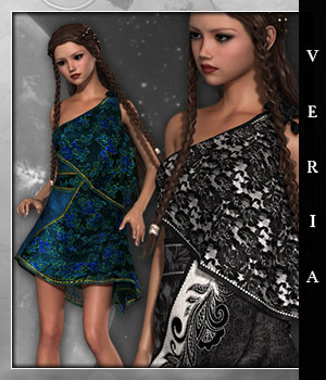 Veria for Greek Chic 3D Figure Essentials sandra_bonello