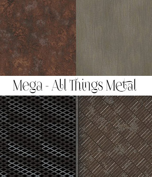 MR - Mega - All Things Metal by antje