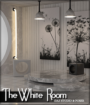 SV's The White Room 3D Models Sveva