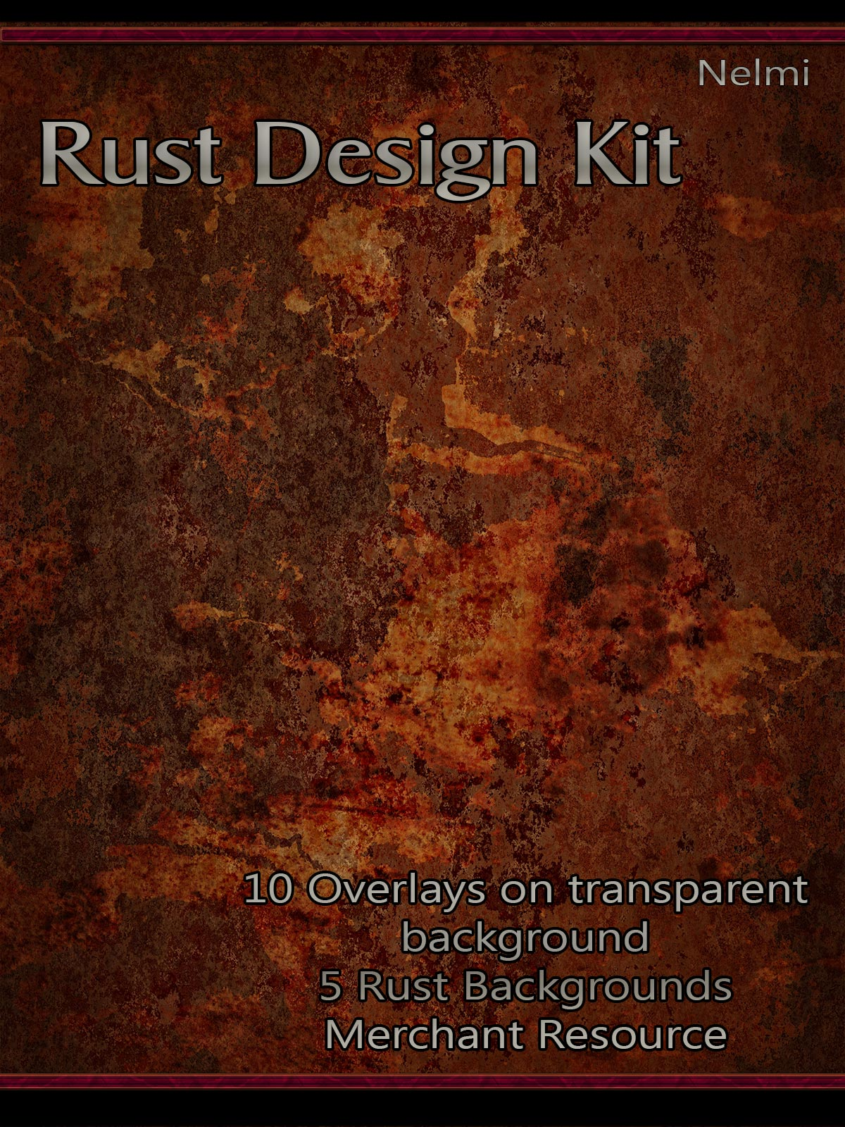Merchant Resource: Rust Design Kit