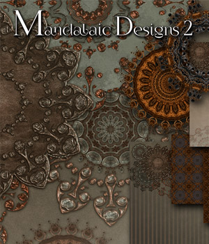 Mandalaic Designs 2 2D Graphics Merchant Resources antje