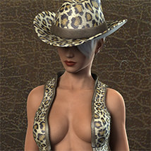 Exnem Cowgirl for G3 Female image 3