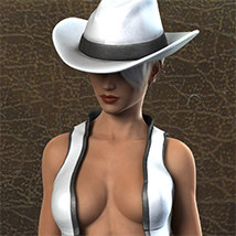 Exnem Cowgirl for G3 Female image 4