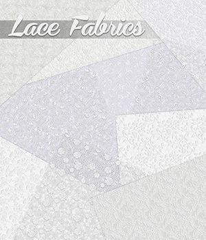 Lace Fabrics by Atenais