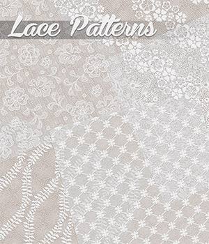 Lace Patterns  2D Graphics Merchant Resources Atenais