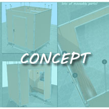 Swimming Hall Part 1 - Clothing and Locker Room image 2