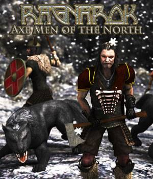 Ragnarok - Axemen of the North 3D Figure Essentials theKageRyu