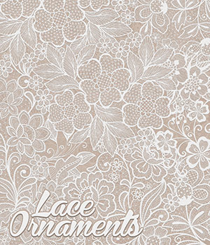 Lace Ornaments 2D Merchant Resources Atenais