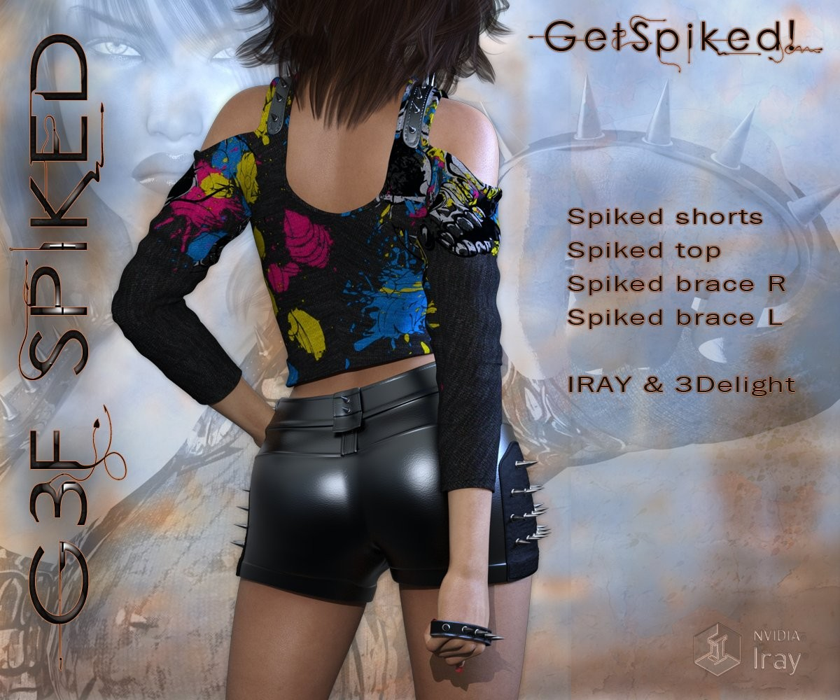 Spiked G3F