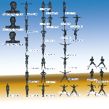 X7 Poses physical exercises pose 1 For G3F image 8