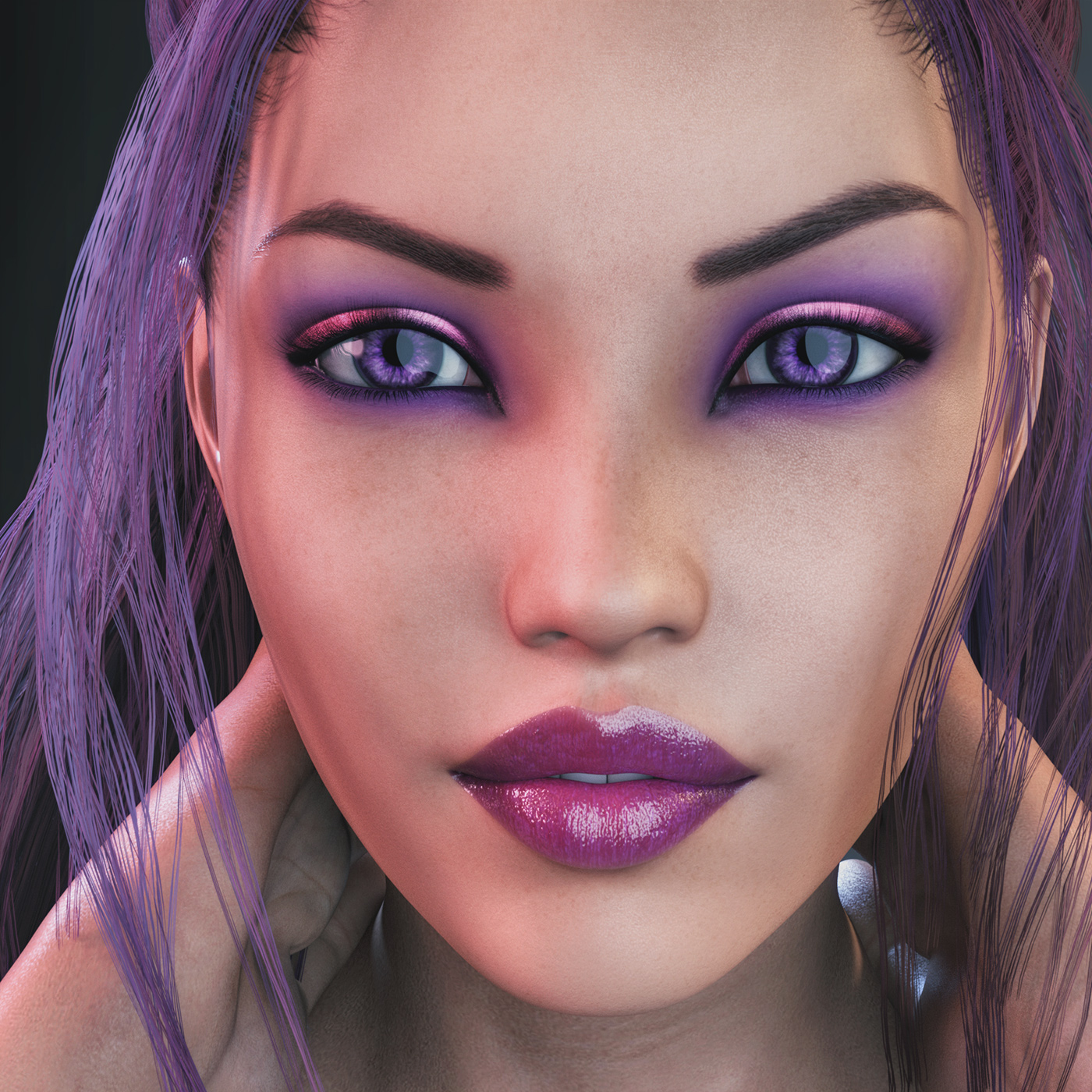 VS Riley for Genesis 3 Female