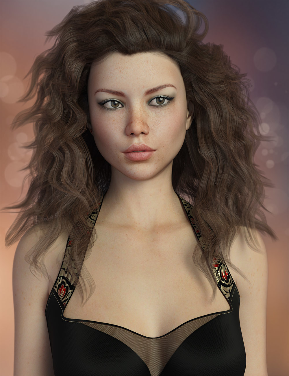 Jilleen for Genesis 3 Females