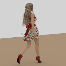 VWD Cloth And Hair image 1