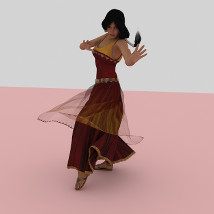 VWD Cloth And Hair image 2