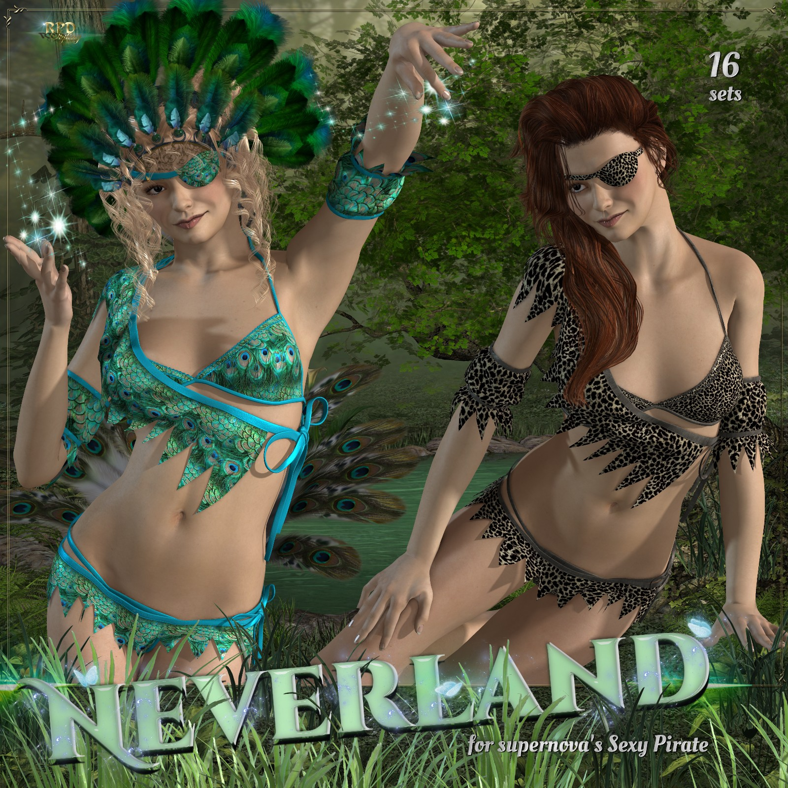 Sexy Pirate - Neverland