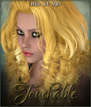 Touchable Hr-165 by -Wolfie-