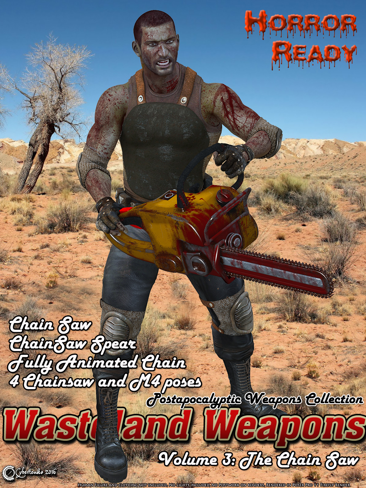 Wasteland Weapons 3: The ChainSaw