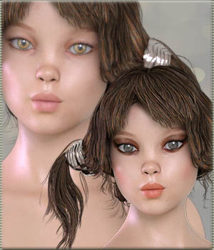 TDT-Rinko Iray for Genesis 3 Female 3D Figure Assets Deva3D