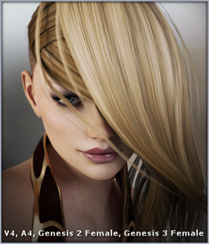 Roxx Hair by -Wolfie-
