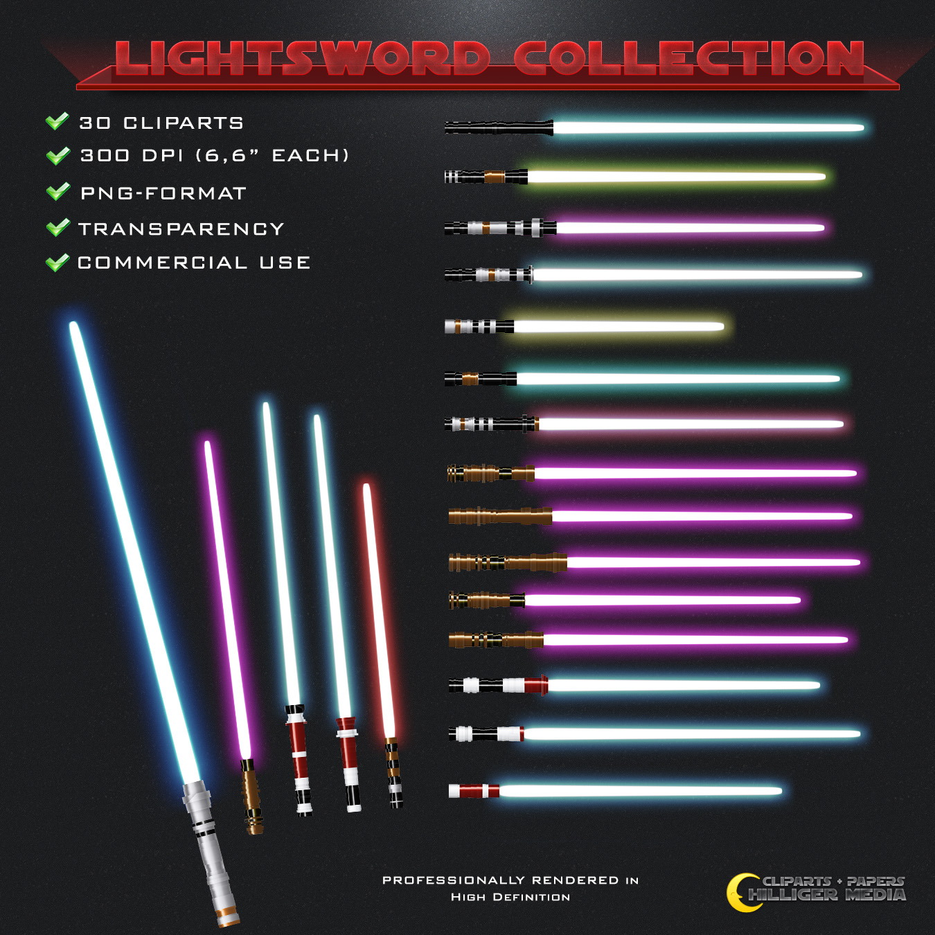 Lightsword Collection
