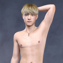 Teen Males - Shapes for Genesis 3 Male image 1
