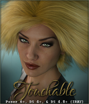 Touchable Adora 3D Figure Assets -Wolfie-