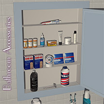 Bathroom Accessories Set image 1