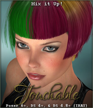 Touchable Hr-166 by -Wolfie-