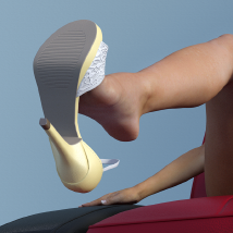 Lysithea Shoes - for Genesis 3 image 8