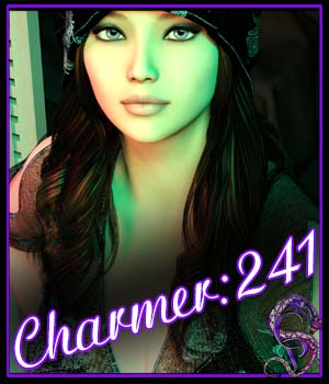 CPS~Charmer241 3D Figure Assets CreekyPointStudios