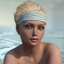 Erica for Genesis 3 Female image 1