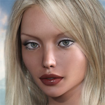 Erica for Genesis 3 Female image 3